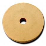 Kotouč brusný keramický bílý