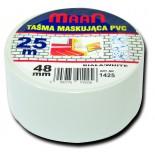 Lakýrnická páska bílá - PCV