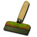 Malířská škrabka dřevěný úchyt